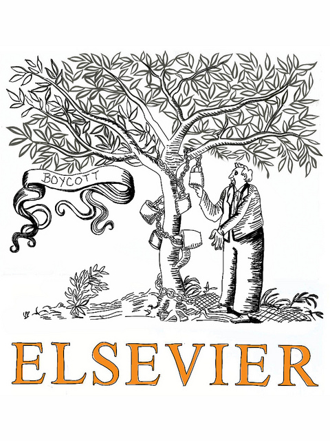 Elsevier editing