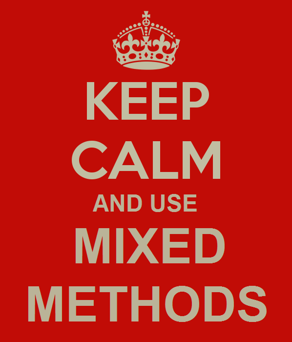 mixed approach Philosophy in mixed methods teaching volume 4, issue 1, april 2010 international journal of multiple research approaches 11 concepts such as confi dentiality.