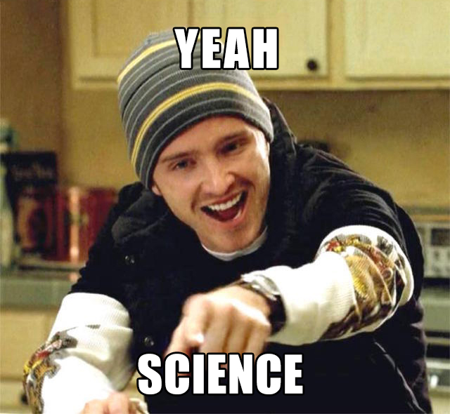 Image result for jesse pinkman science