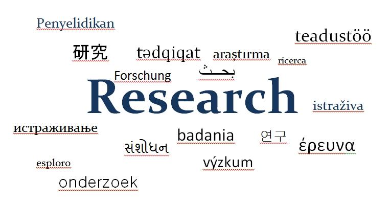 Scientific english writing services