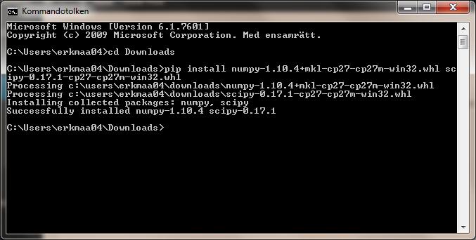 Anaconda download python mac download